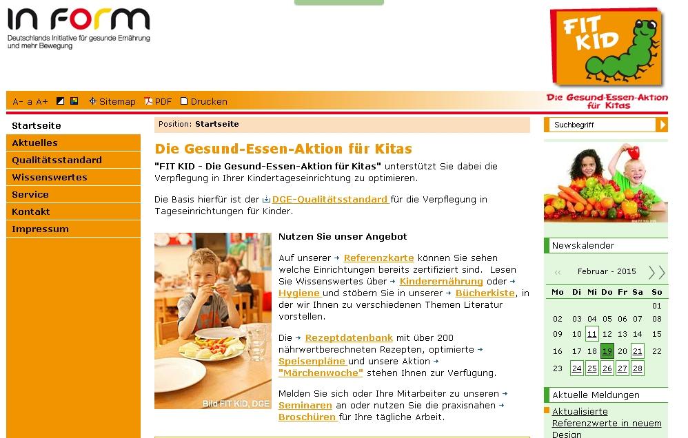 FIT KID_ Startseite